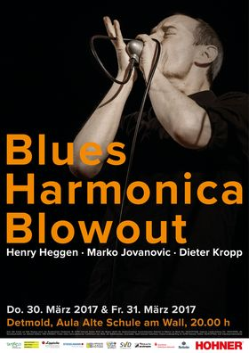 Blues Harmonica Blowout 2017 in Detmold